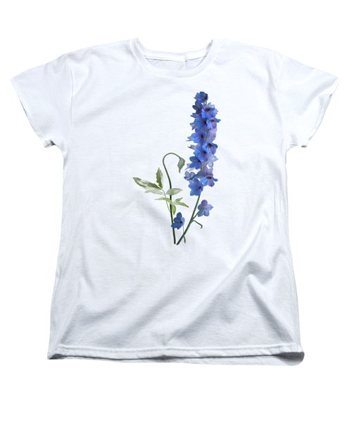 Consolida Women's T-Shirt (Standard Cut) by Ivana Westin