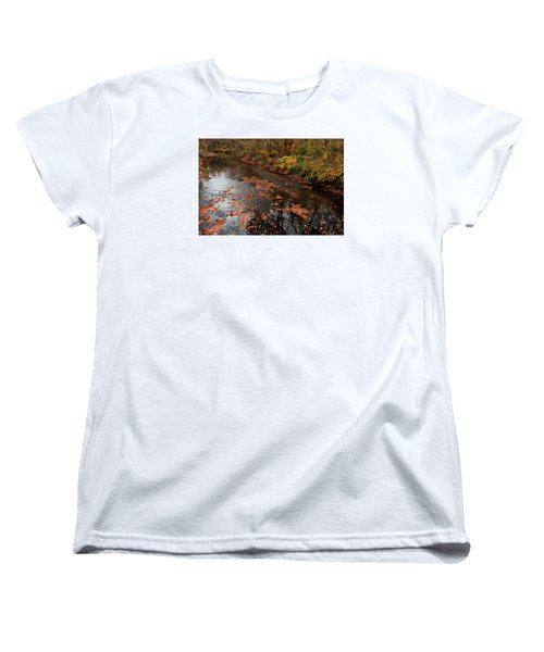 Autumn Carpet 003 Women's T-Shirt (Standard Cut)
