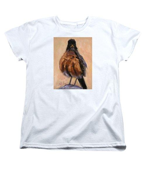 Awol Women's T-Shirt (Standard Cut) by Billie Colson