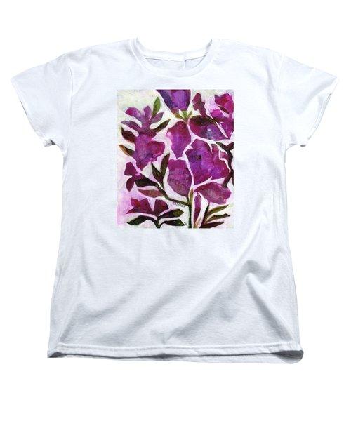 Azaleas Women's T-Shirt (Standard Cut)