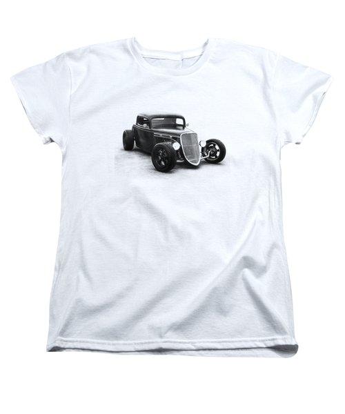 Bad Boy Women's T-Shirt (Standard Cut) by Douglas Pittman