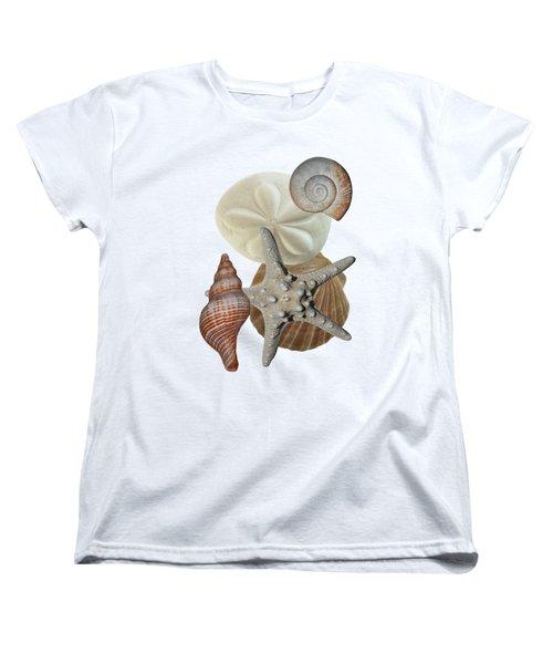 Beach Bounty Women's T-Shirt (Standard Cut)