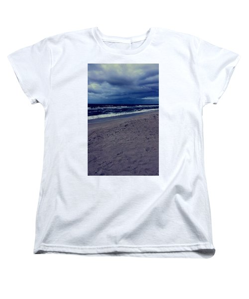 Beach Women's T-Shirt (Standard Cut)