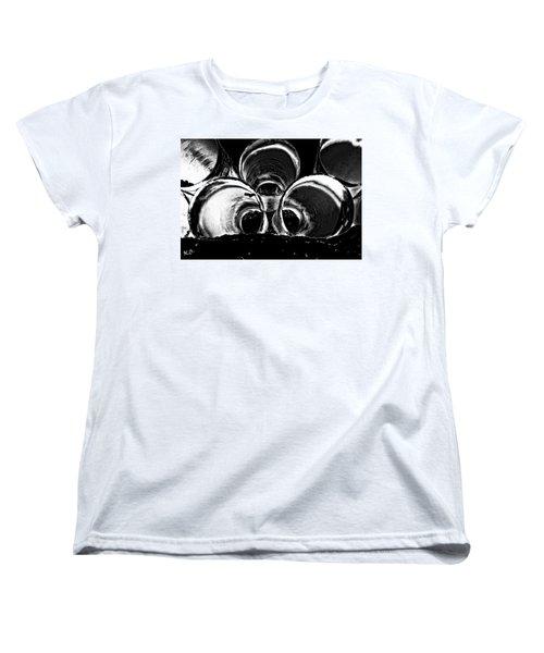Beach Pipes Women's T-Shirt (Standard Cut)