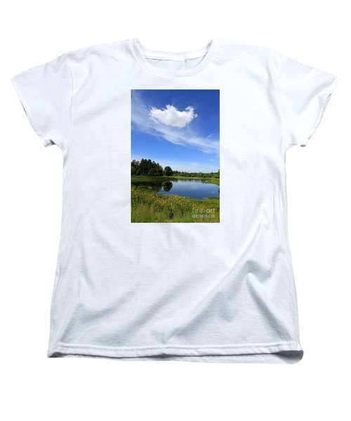 Beautiful Day Women's T-Shirt (Standard Cut)