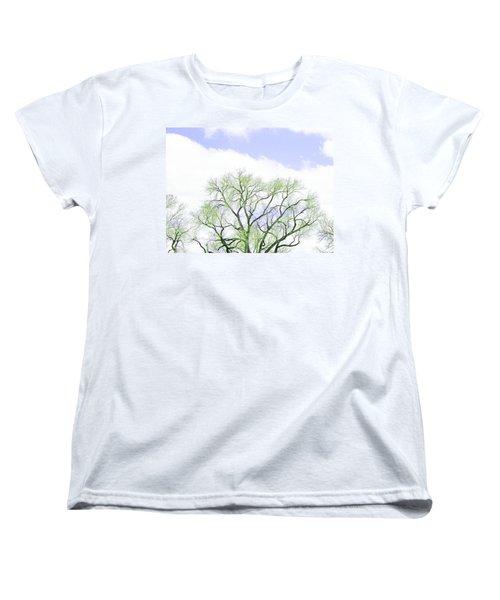 Beginnings Women's T-Shirt (Standard Cut)