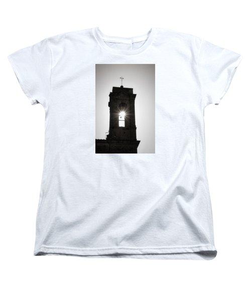 Bell Burst Women's T-Shirt (Standard Cut) by Deborah Scannell