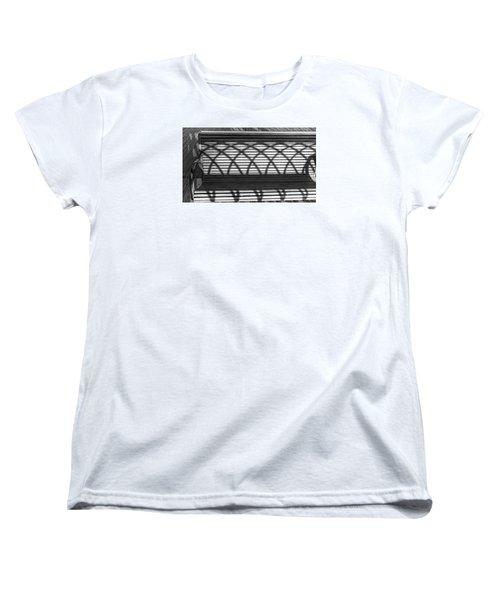 Bench Patterns Women's T-Shirt (Standard Cut)