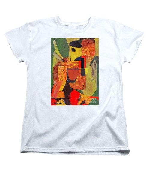 Beret Ballet Women's T-Shirt (Standard Cut) by Randall Weidner