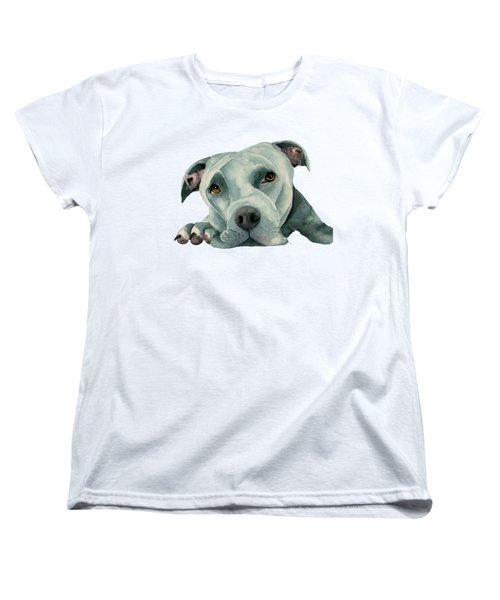 Big Ol' Head Women's T-Shirt (Standard Fit)