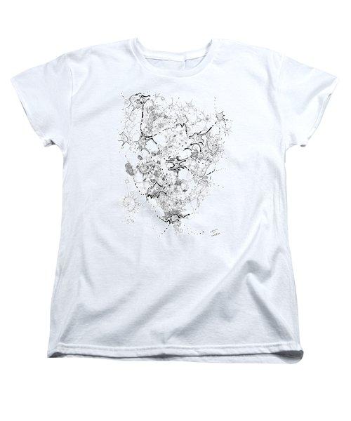 Biology Of An Idea Women's T-Shirt (Standard Cut) by Regina Valluzzi