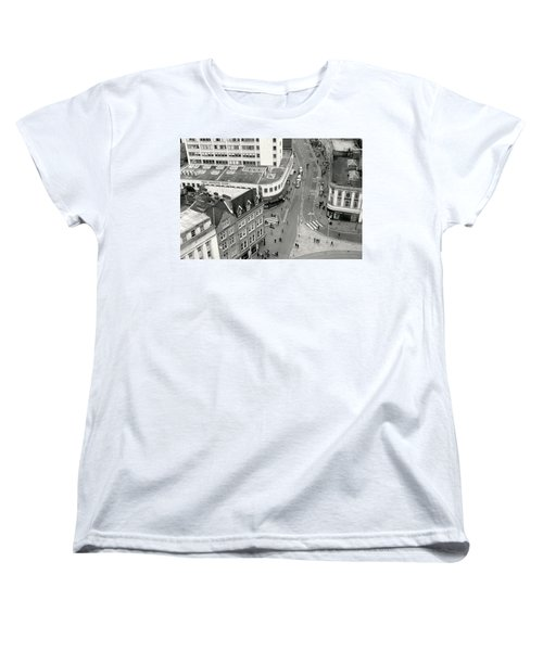 Birds Eye View Women's T-Shirt (Standard Cut)