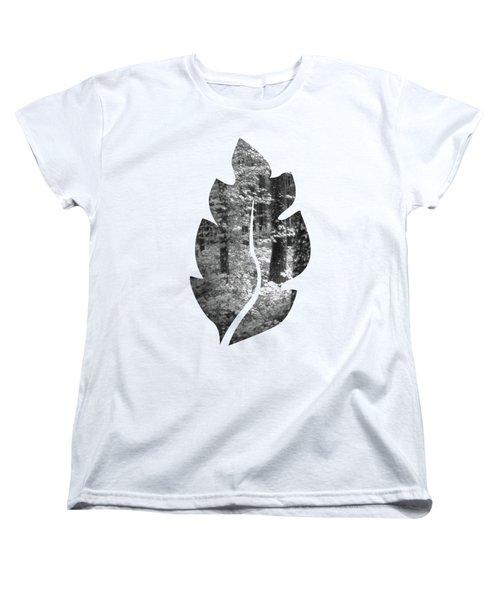 Black Forest Women's T-Shirt (Standard Cut) by AugenWerk Susann Serfezi
