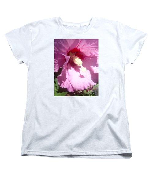 Blossom At Kirby Park Women's T-Shirt (Standard Cut) by Christina Verdgeline