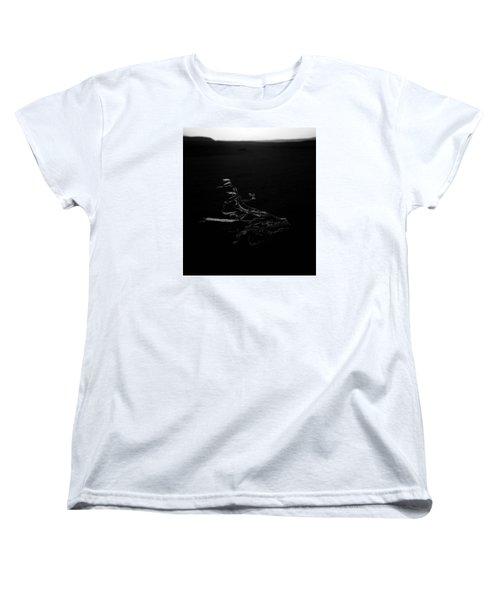 blow away England  Women's T-Shirt (Standard Cut) by Jez C Self