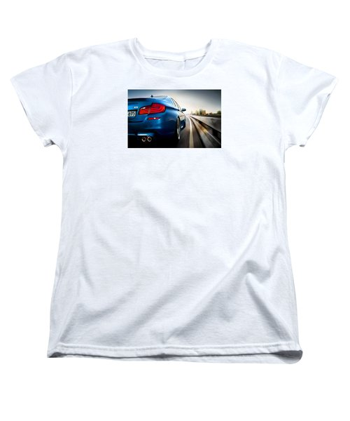 BMW Women's T-Shirt (Standard Cut) by Lanjee Chee