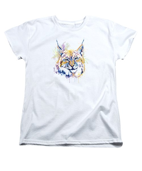 Bobcat Head Women's T-Shirt (Standard Fit)