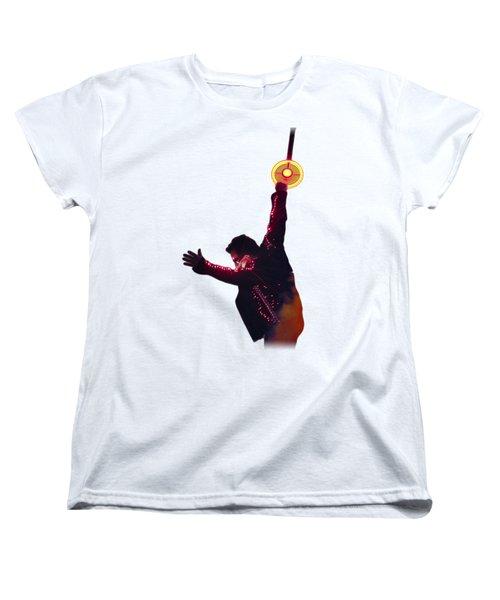 Bono - Light Women's T-Shirt (Standard Cut) by Clad63