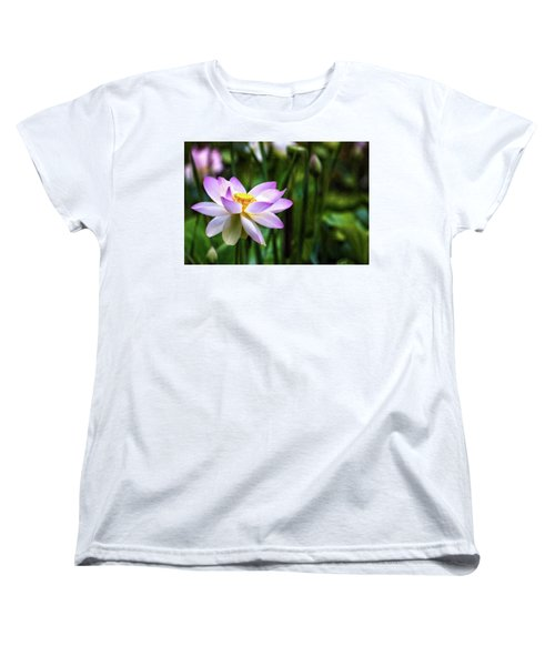 Women's T-Shirt (Standard Cut) featuring the photograph Born Of The Water by Edward Kreis