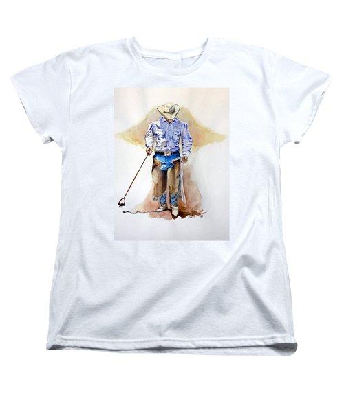 Branding Blisters Women's T-Shirt (Standard Cut) by Jimmy Smith