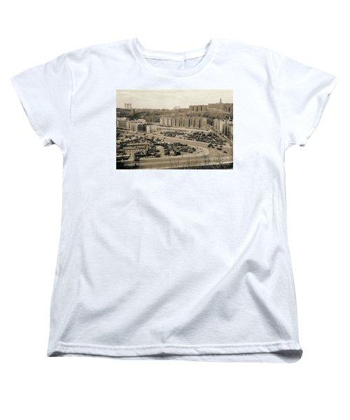 Broadway And Nagle Ave 1936 Women's T-Shirt (Standard Cut)