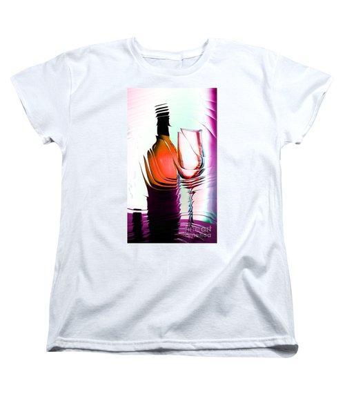 Broken Promise Women's T-Shirt (Standard Cut) by Donna Bentley