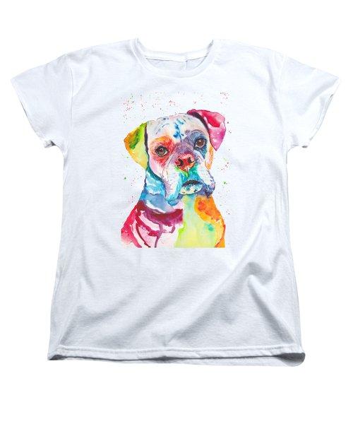 Buck Women's T-Shirt (Standard Fit)