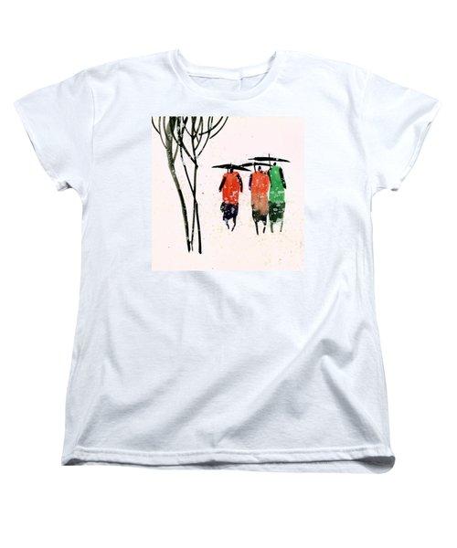 Buddies 3 Women's T-Shirt (Standard Cut)