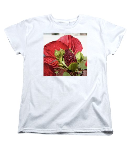 Budding Beauty Women's T-Shirt (Standard Fit)