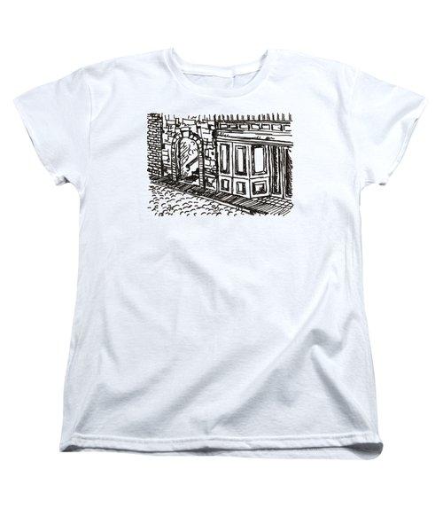 Buildings 2 2015 - Aceo Women's T-Shirt (Standard Cut) by Joseph A Langley