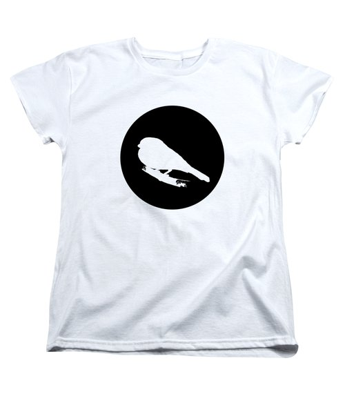 Bullfinch Women's T-Shirt (Standard Cut) by Mordax Furittus