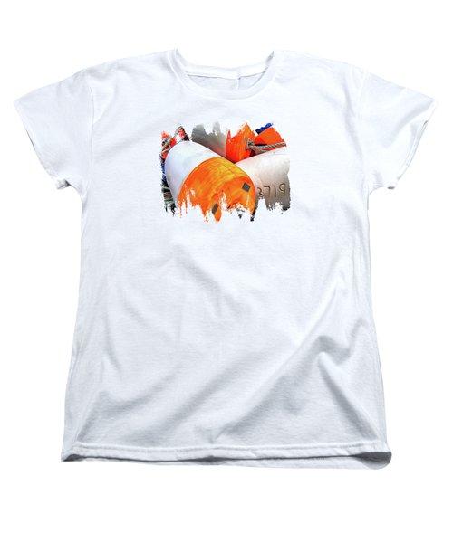 Buoy 3719 Women's T-Shirt (Standard Cut) by Thom Zehrfeld