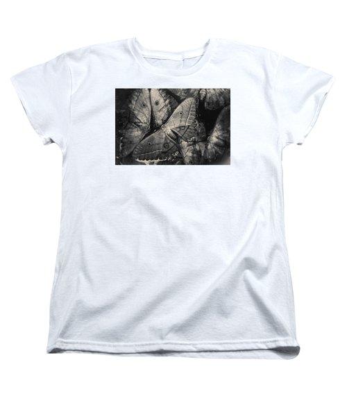 Butterfly #2056 Women's T-Shirt (Standard Cut) by Andrey Godyaykin