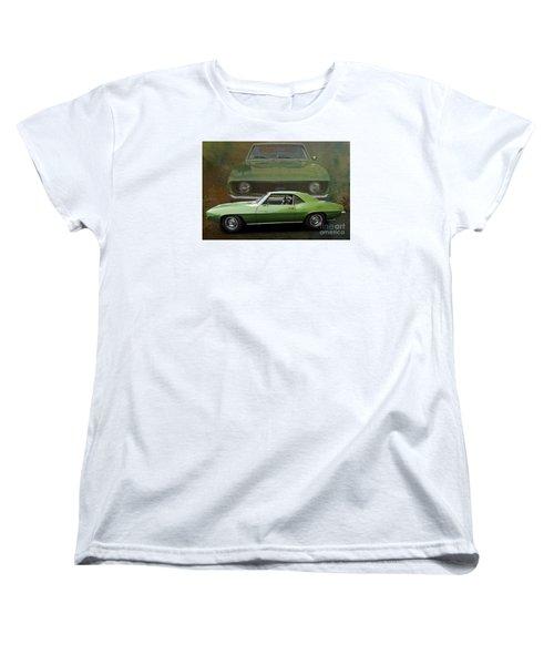 Camero Women's T-Shirt (Standard Cut) by Jim  Hatch