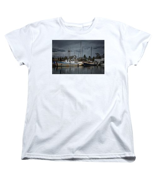 Women's T-Shirt (Standard Cut) featuring the photograph Camjim by Randy Hall