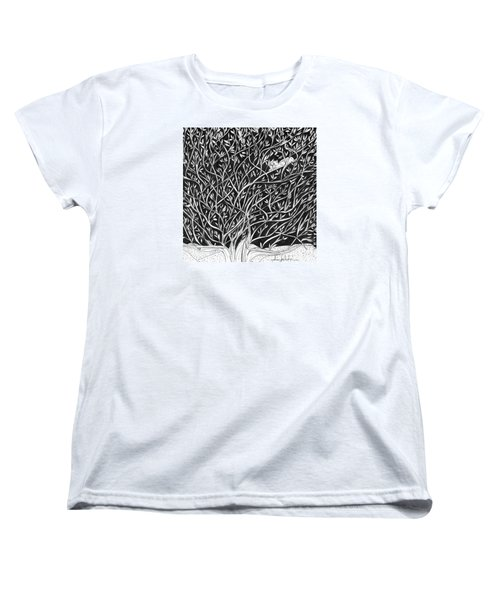 Can You See Me? Women's T-Shirt (Standard Cut)
