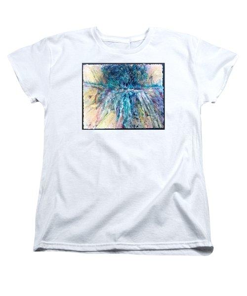 Cascade Ridge Women's T-Shirt (Standard Cut)