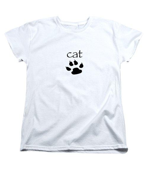 cat Women's T-Shirt (Standard Cut)