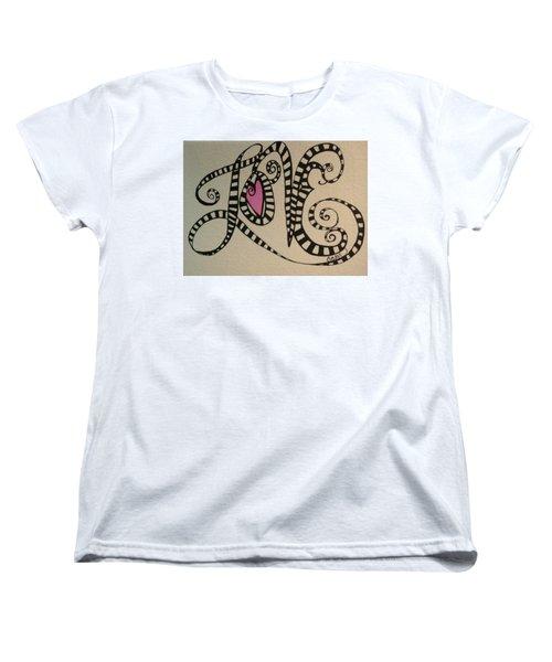 Cats Pajamas Women's T-Shirt (Standard Cut) by Claudia Cole Meek
