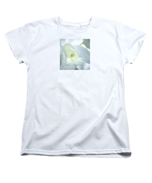 Cattleya Orchid #3 Women's T-Shirt (Standard Cut) by George Robinson