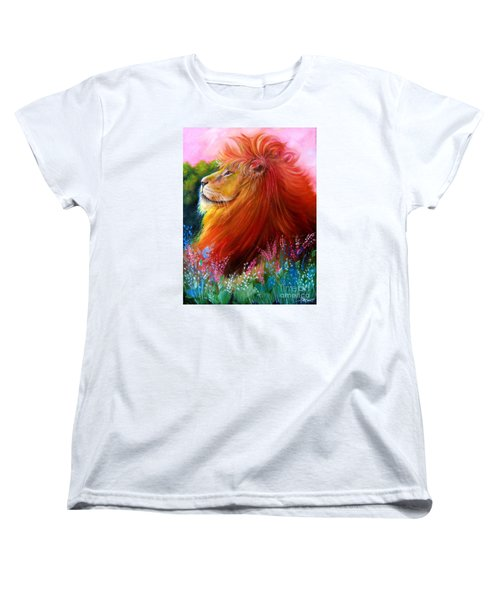 Cecil  Women's T-Shirt (Standard Cut) by Patrice Torrillo