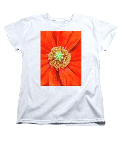 Center Of The Universe Women's T-Shirt (Standard Cut)