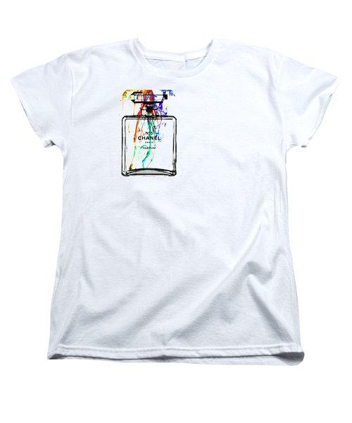 Chanel Women's T-Shirt (Standard Cut) by Daniel Janda