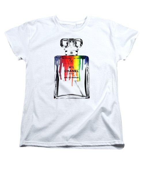 Chanel  Women's T-Shirt (Standard Cut)