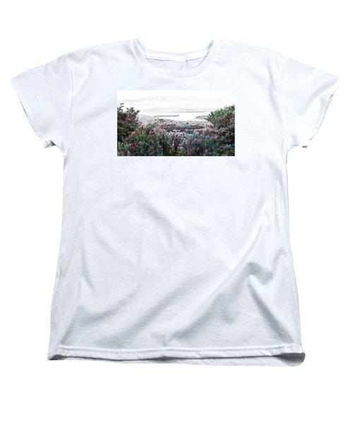 Change Of Seasons Women's T-Shirt (Standard Cut) by Mike Breau