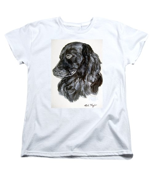 Charlie Women's T-Shirt (Standard Cut) by Lil Taylor