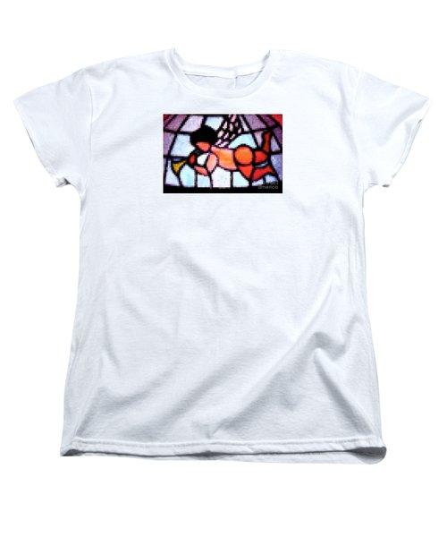 Cherub Art  Women's T-Shirt (Standard Cut)