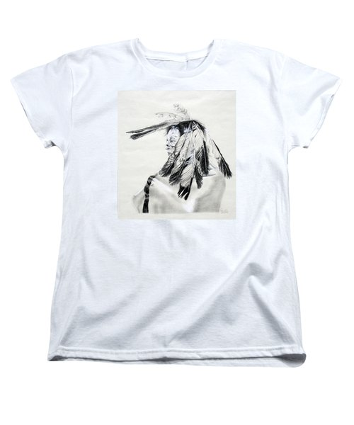 Chief Women's T-Shirt (Standard Cut) by Mayhem Mediums