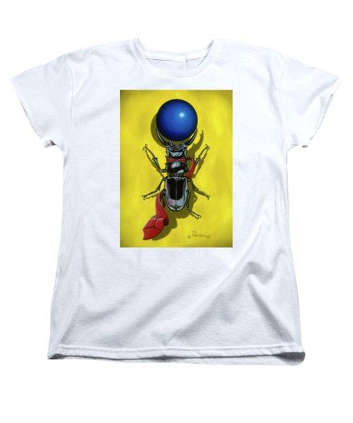 Childhood Pinch Women's T-Shirt (Standard Cut)
