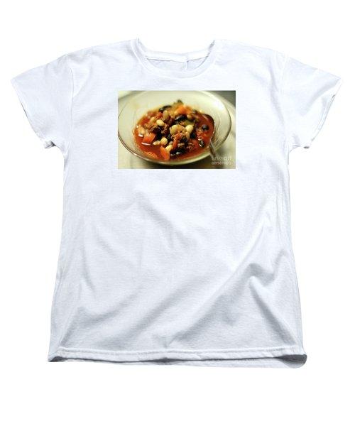 Chili Women's T-Shirt (Standard Cut) by Joseph A Langley